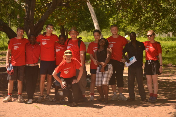 Volunteering in Zimbabwe with ICS - Kelly Diggle 5