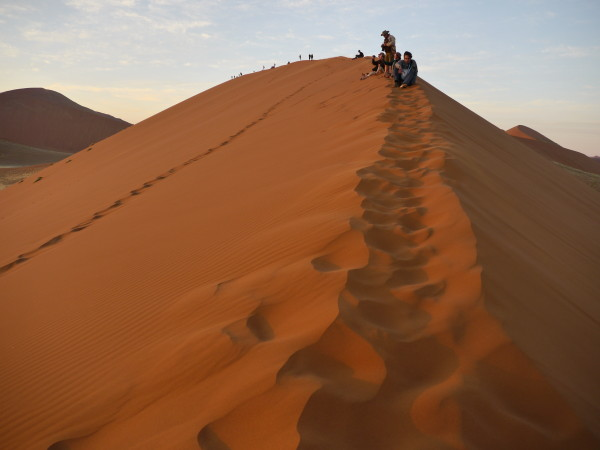 How to stay safe and comfortable in Namibia - Johanna Read