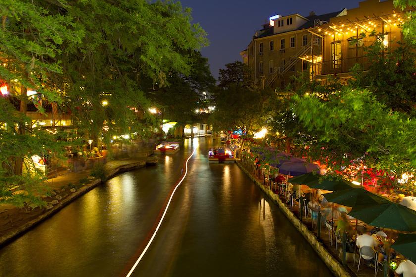 10 US DESTINATIONS TO ESCAPE THE WINTER CHILL - San Antonio
