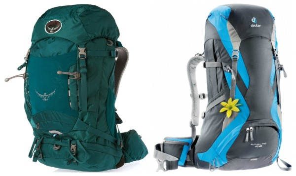 How to Choose the Right Backpack - A weekend in the hills or a month in the sun travel backpacks