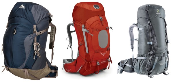 How to Choose the Right Backpack - Around the World travel backpacks