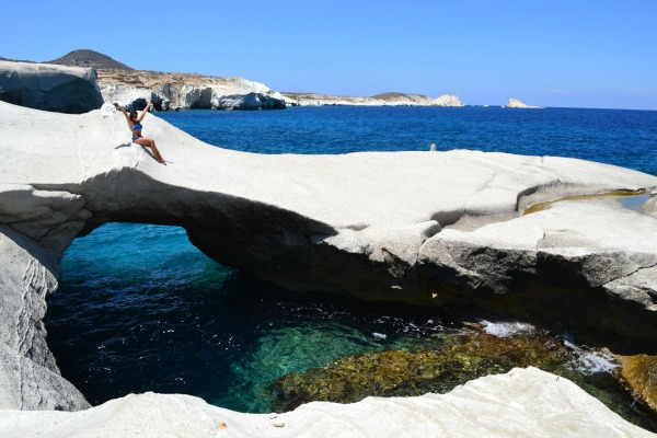 10 Amazing Greek Islands Experiences - Sarakiniko