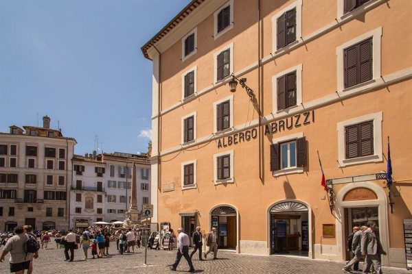 Hotels under €100 - Abruzzi Rome 3