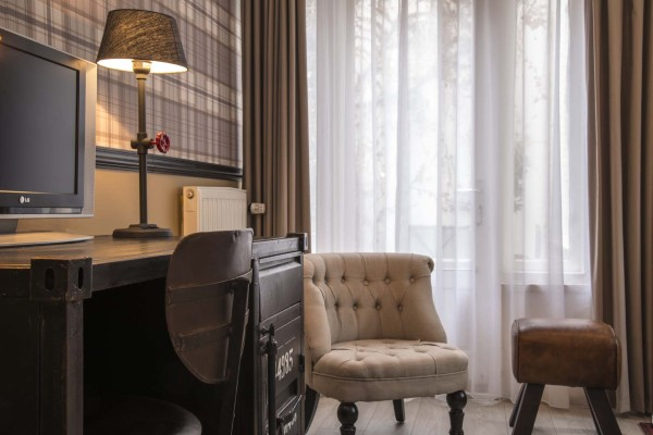 Hotels under €100 - ChicBasic Amsterdam 3