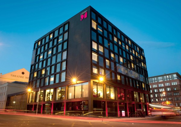 Hotels under €100 - CitizenM Glasgow 2