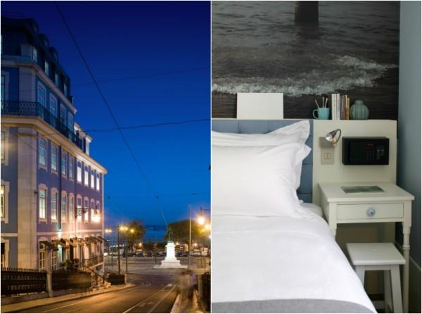 Hotels under €100 - LX Lisbon 1