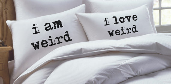 Lovely Gifts for Travelers - Accepting Weirdness
