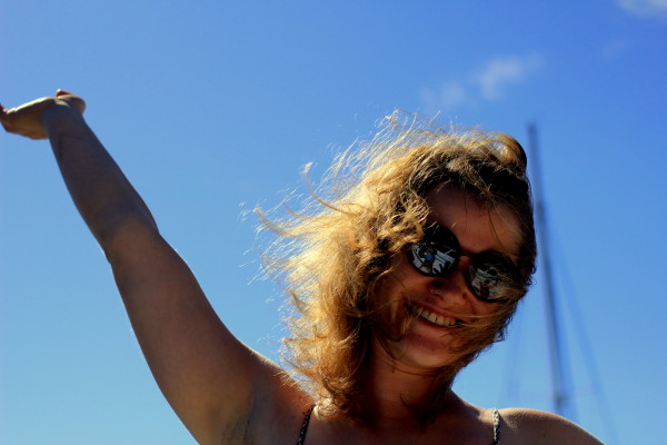 142 Sophie Saint Kathi travelettes sailling.hr Croatia