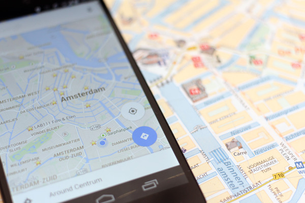 Google Maps - Best travel apps for Androids - Frances M. Thompson