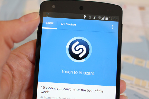 Shazam - Best travel apps for Androids - Frances M. Thompson