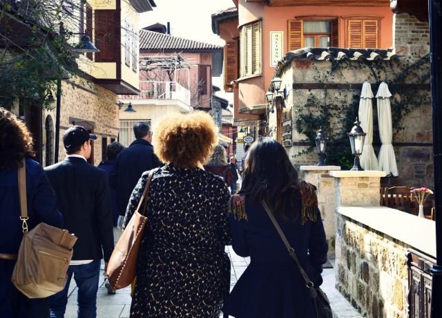 Getting in Shape in Belek, Turkey