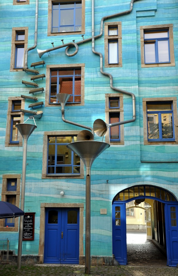 5 Things to see in Dresden Court of Elements