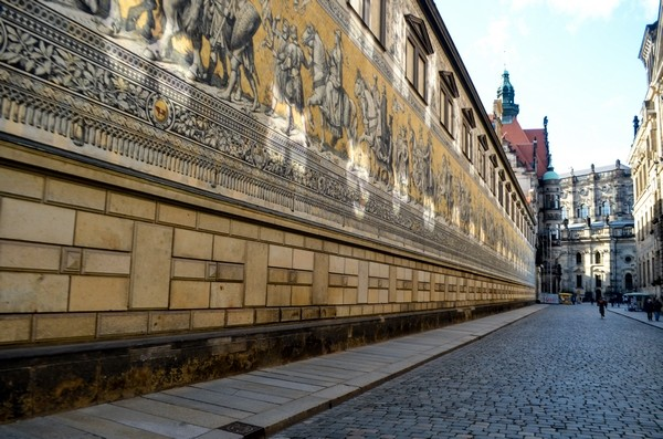 5 Things to see in Dresden Procession of princess