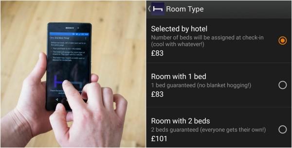 Hotel Tonight App Review