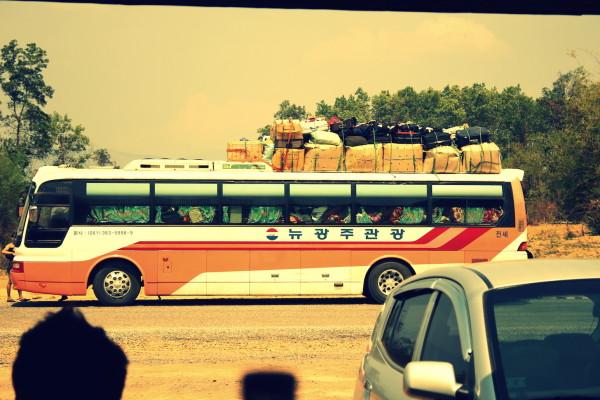 travelettes night bus southeast asia sophie saint