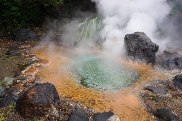 The Hot Springs of Beppu, Japan-2