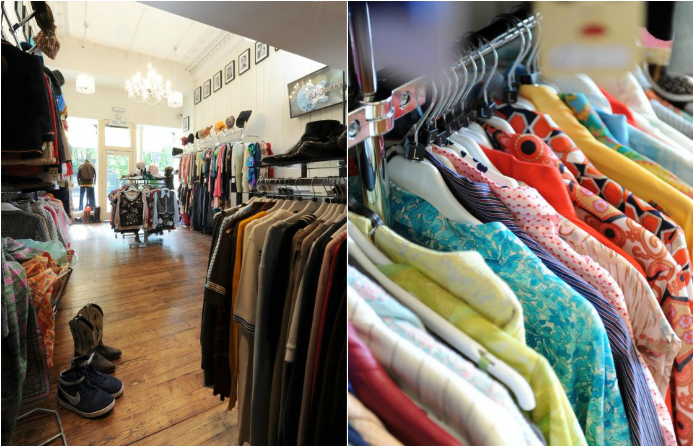 5 cool vintage shops in Glasgow - Vintage Guru