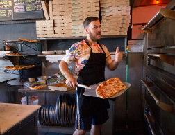 The World's only Pizza Museum in Philadelphia