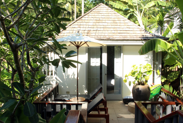 HIllside Villa - Travelettes Review of The Surin, Phuket by Frances M Thompson