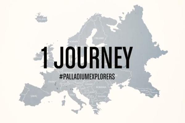 Palladium Explorers 4