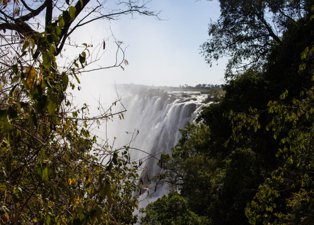 5 things to do at the Victoria Falls