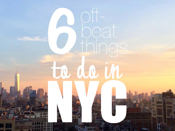 6 Off-the-Beaten-Path Things to do in NYC this Summer - Nikki Vargas | travelettes.net