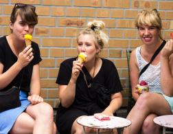 Berlin's best ice-cream parlors