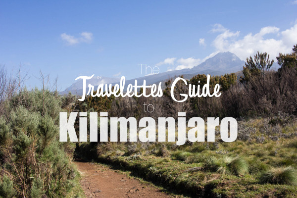 The Travelettes Guide to Mt Kilimanjaro, by Kahti Kamleitner | travelettes.net