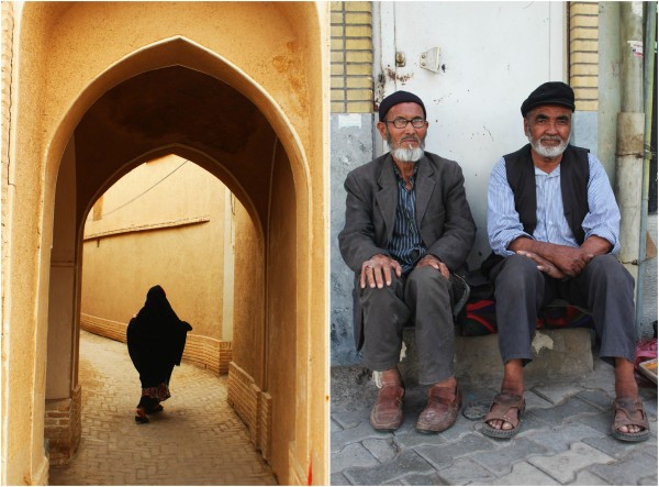 The Travelettes Guide to Iran, Itinerary, Route, Must See, Highlights, Iran - Kashan