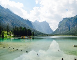 The Italian Alps: A serious case of mountain love