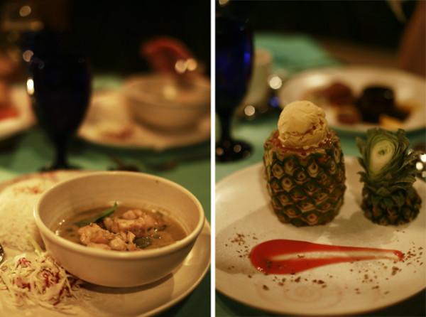 food coco palm