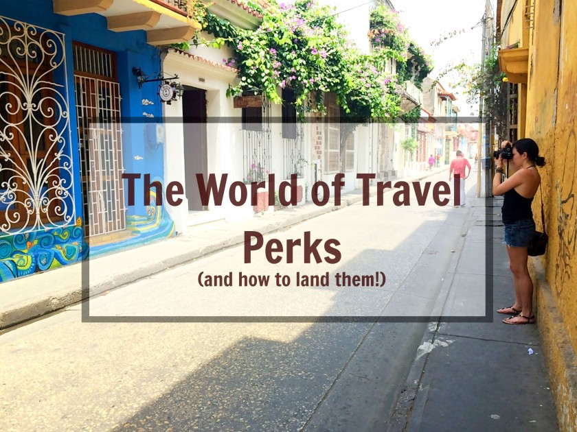 the world of travel perks