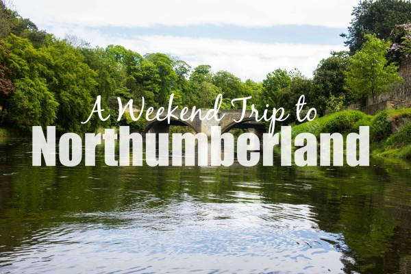 wet weekend in northumberland, adventure northumberland, red foot lea, barter books, alnwick, warkworth, kathi kamleitner