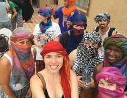 A Travelettes' Journey into the Sahara Desert