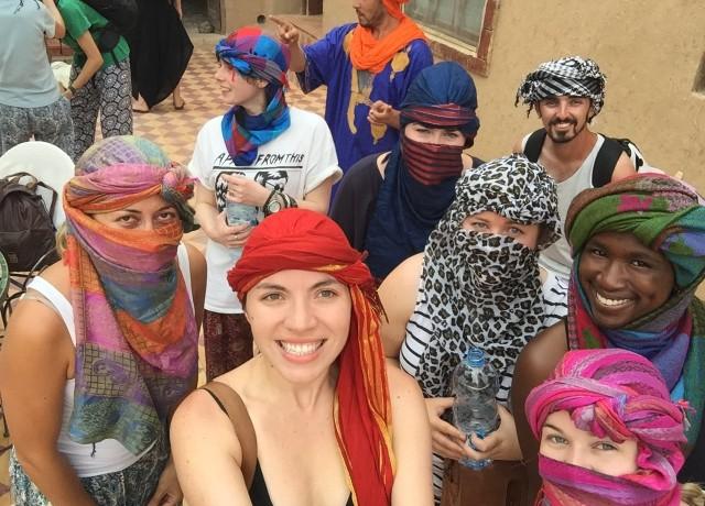 A Travelettes' Journey into the Sahara Desert