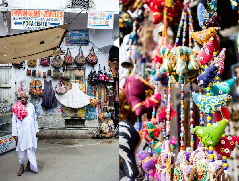Reasons to put Pushkar on your India bucket list - Kathi Kamleitner - Travelettes Collage 2