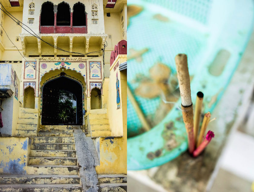 Reasons to put Pushkar on your India bucket list - Kathi Kamleitner - Travelettes Collage 8