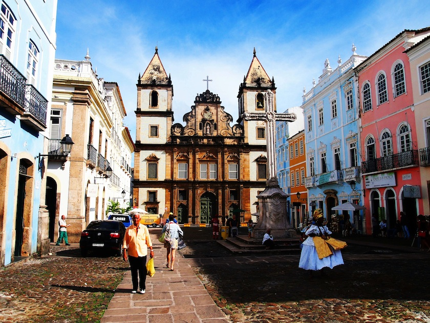 Salvador - Street
