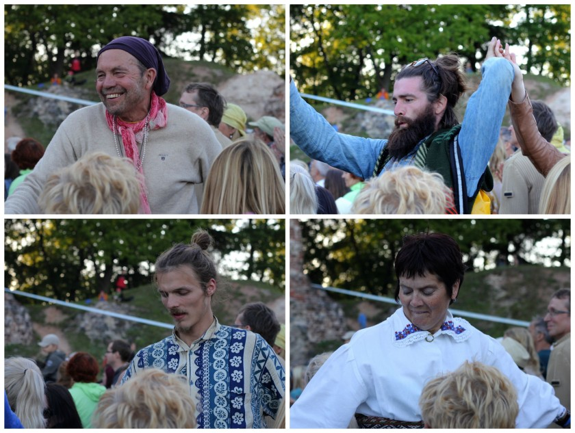 viljandi folk festival dancers estonia