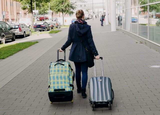 5 things I learned from moving with two suitcases