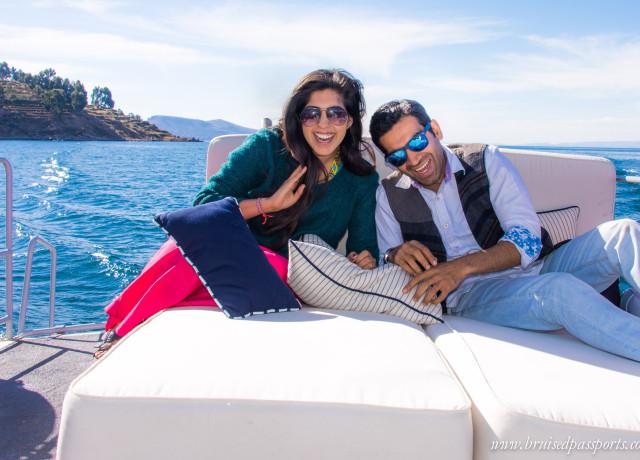 Couples Who Travel: Savi & Vid