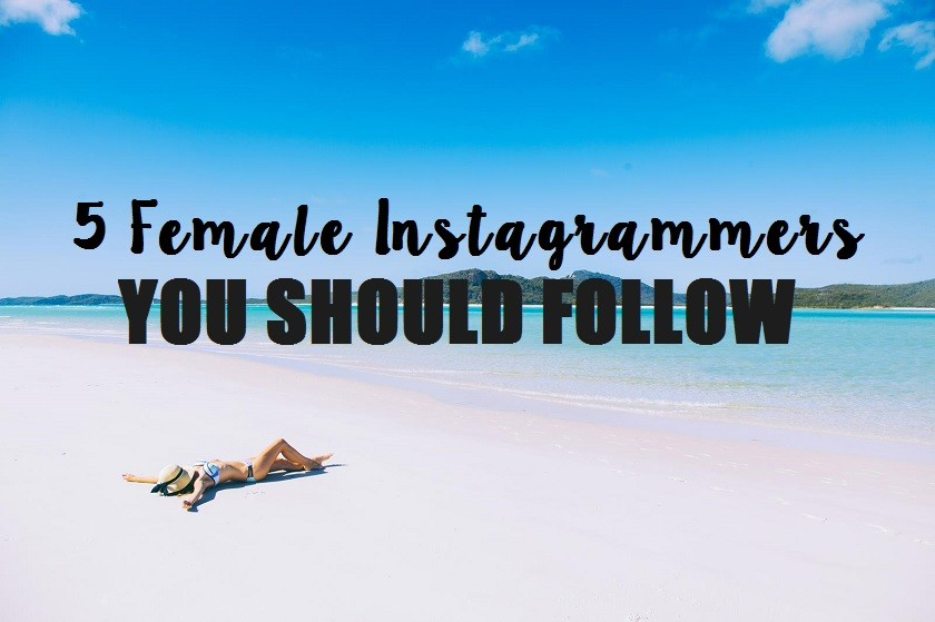 TITLE FEMALE INSTAGRAMMERS