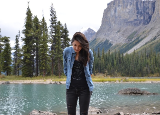 A Traveletty Adventure in Jasper National Park