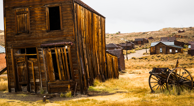 A Visit to California's Most Haunted Ghost Town