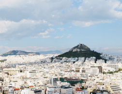 One night in Athens
