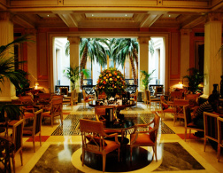 Hotels We Love: Hotel Grand Bretagne in Athens