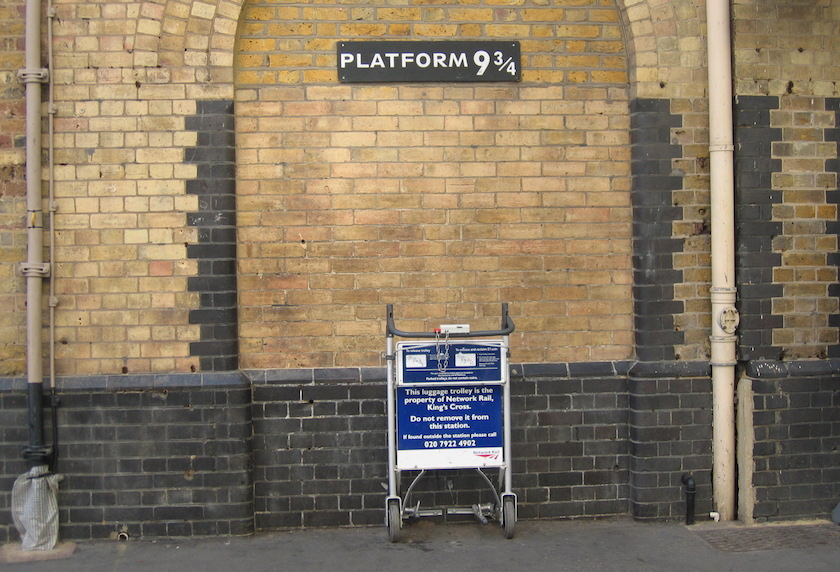 Harry Potter - London Film and Movies