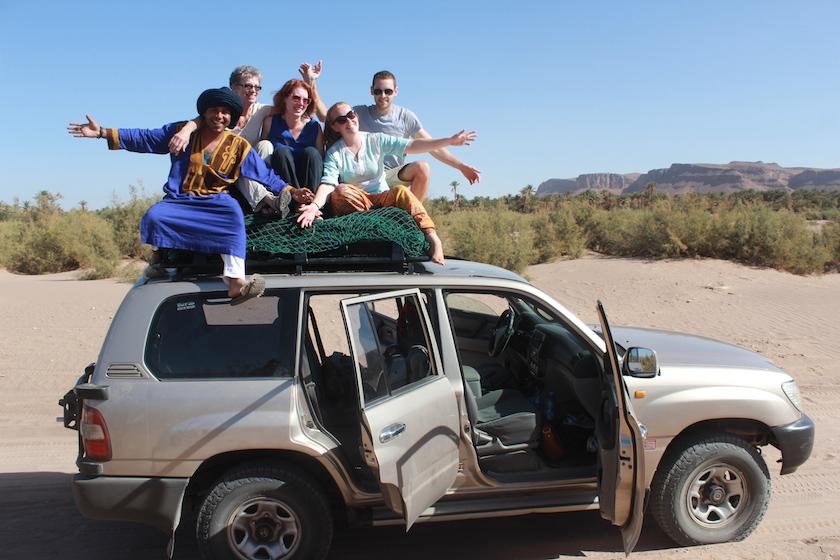 travel talk tour morocco