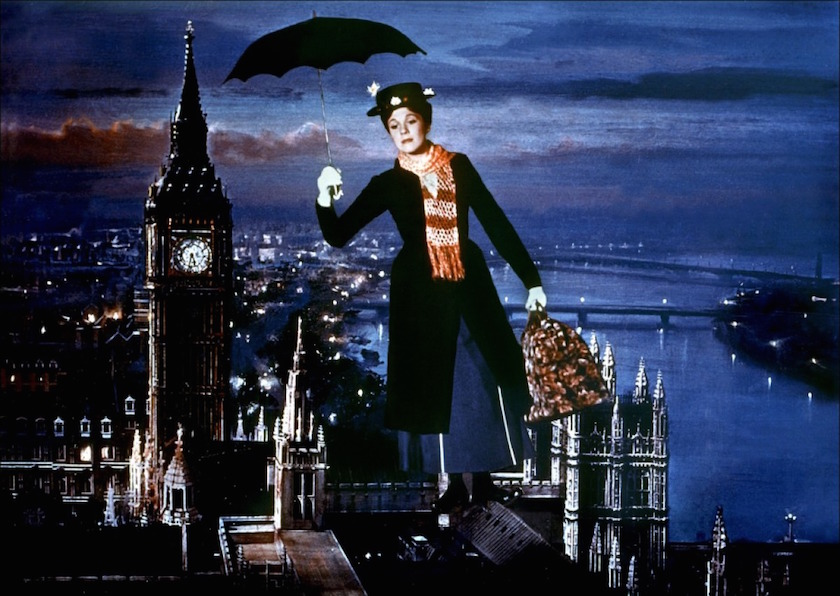 Mary Poppins - London Films and Movies
