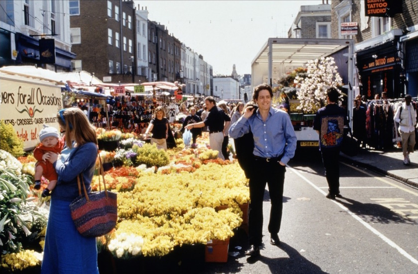 Notting Hill London Films and Movies